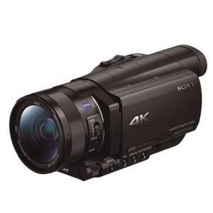 索尼(SONY)FDR-AX100E 4K高清数码摄像机