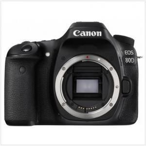 佳能(Canon) EOS 80D 单反机身