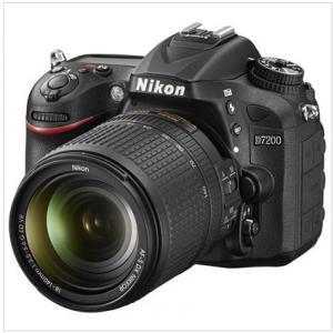 亚博app官网下载 D7200 (AF-S DX 尼克尔 18-200mm ) 单反套机(含SD64G卡、品牌电池、UV镜、三脚架、相机包)