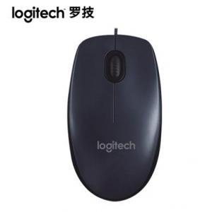 罗技 M90 有线鼠标 USB 光学
