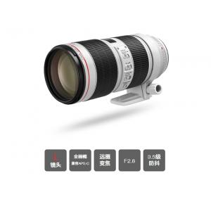佳能(Canon)EF 70-200mm f/2.8L IS III USM远摄变焦镜头 第三代新品