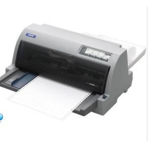 爱普生(EPSON)LQ-690K 针式打印机(106列平推...