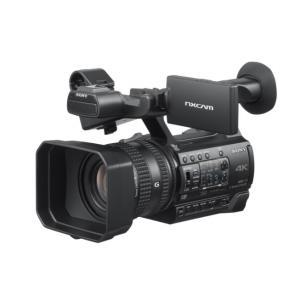 4K/高清便携式专业 NXCAM 摄录一体机HXR-NX200