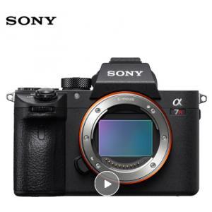 索尼(SONY)ILCE-7RM3 全画幅微单数码相机 单机...