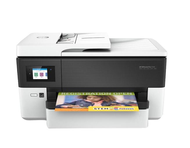 惠普1216一体机扫描_惠普7720打印机打印A3/A4 复印扫描传真A4彩色喷墨多功能复印扫描 ...