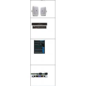 多媒体音频设备(功放、调音台、话筒、抑制器、音箱)