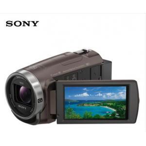 索尼(SONY)HDR-CX680 高清数码摄像机(含128...