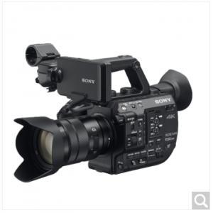 索尼摄像机FS5M2(18-105)套机(含、电池、三脚架、...