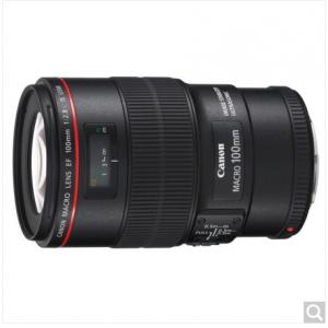 佳能镜头 EF 100mm f/2.8L IS USM 百微