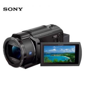 索尼FDR-AX45/4K高清数码摄像机(含存储卡、备用电池...