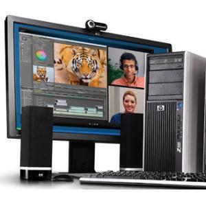 视频调色系统