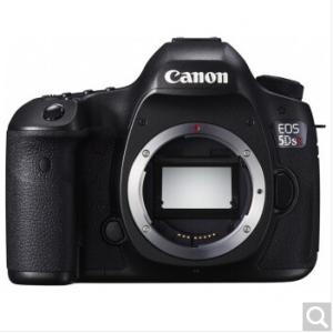 佳能(Canon)EOS 5DS R 单反机身 (EF 10...