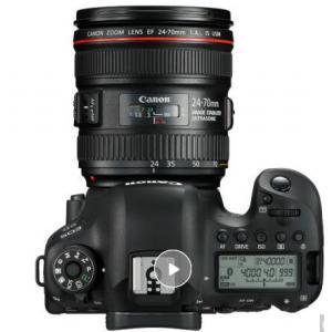 佳能(Canon)EOS 6D Mark II 6D2 单反...