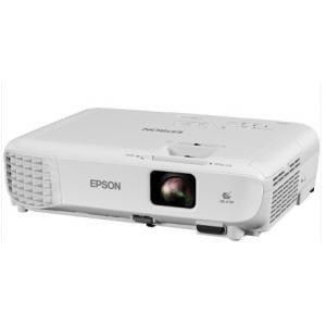 爱普生(EPSON)CB-X05 投影仪 三叶100寸支架幕...